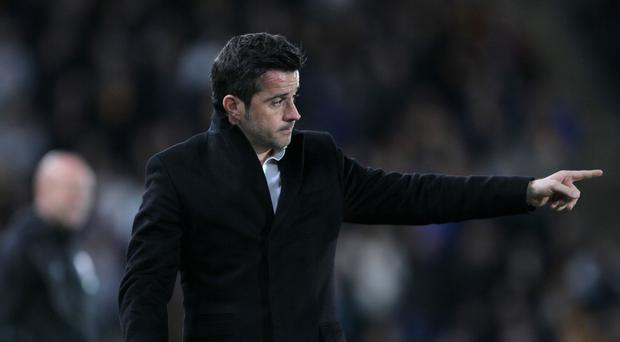 Marco Silva will decide where his future lies at the end of the season