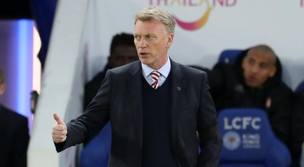 David Moyes admits Sunderland's plight has become desperate