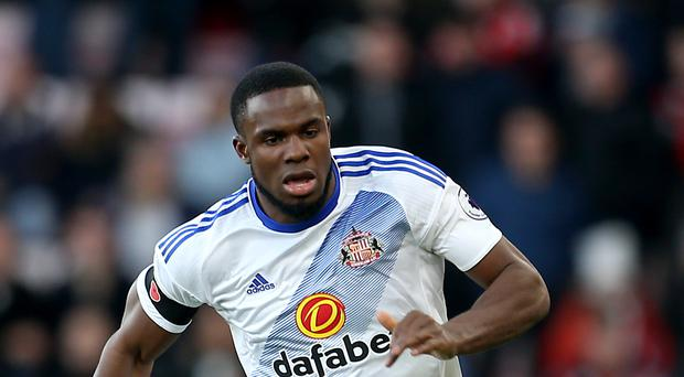 Sunderland striker Victor Anichebe is back from injury