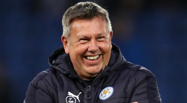 Leicester have won every game since Craig Shakespeare took charge