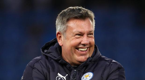 It has been all smiles so far for Craig Shakespeare as Leicester boss