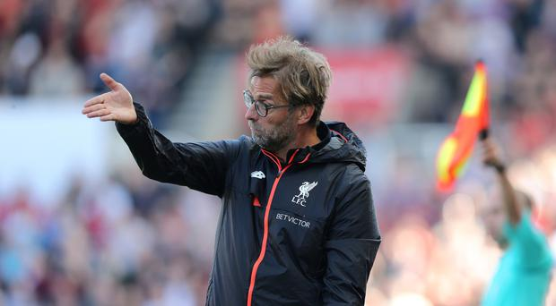 Liverpool manager Jurgen Klopp stands by his tactical decisions at Stoke.