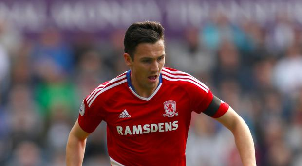 Stewart Downing is refusing to give up on Middlesbrough