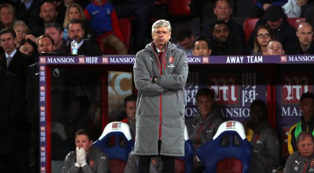 The pressure is piling on Arsene Wenger
