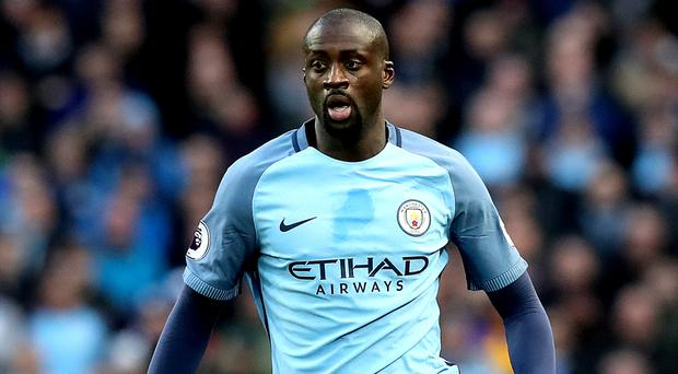Yaya Toure is eyeing another FA Cup winner's medal