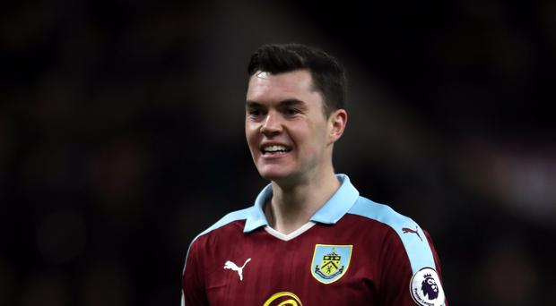 Burnley boss Sean Dyce says defender Michael Keane, pictured, is well worth his nomination as PFA young player of the year
