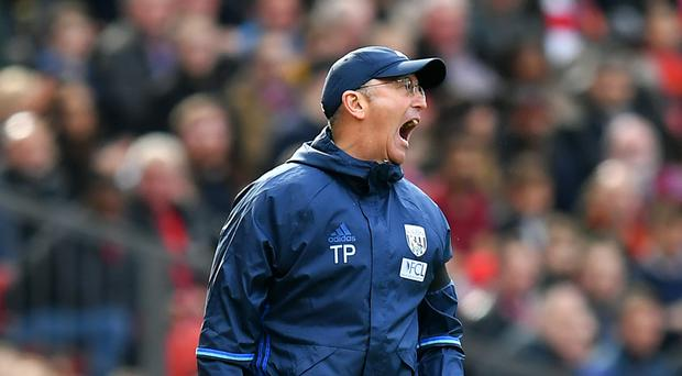 Tony Pulis has a good home record against Liverpool in his managerial career