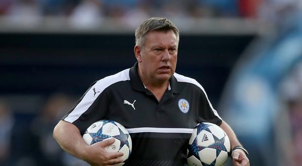 Leicester manager Craig Shakespeare is definitely without Wes Morgan for Saturday's trip to Crystal Palace.