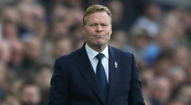 Everton manager Ronald Koeman is ready for a short pre-season because of Europa League football.