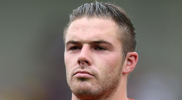 Jack Butland has not played a senior game since last March
