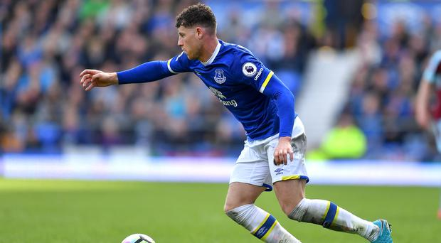 Everton manager Ronald Koeman had no doubts about picking Ross Barkley after his week in the headlines