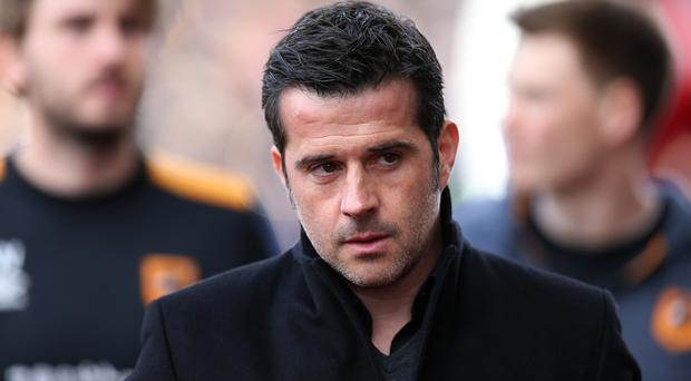 Hull are yet to win away from home under Marco Silva