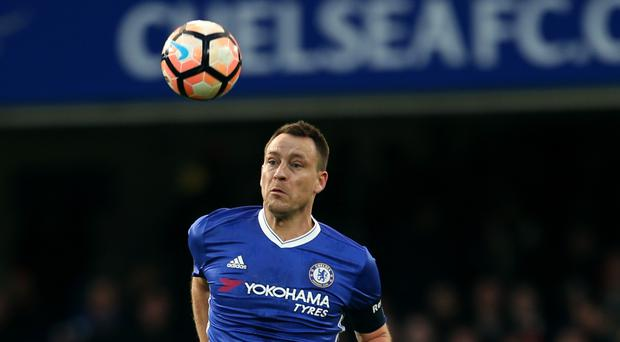 John Terry has been a peripheral figure at Chelsea this season.
