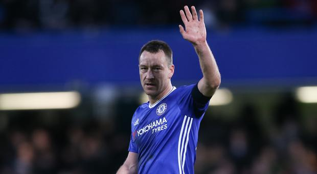 John Terry will wave goodbye to Chelsea after this season