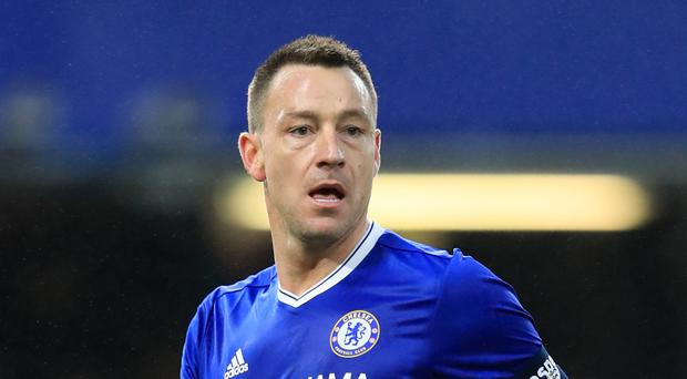 John Terry is leaving Chelsea at the end of the season