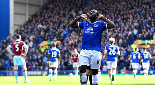 Everton's Romelu Lukaku will cost £100million