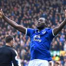Romelu Lukaku has scored 24 league goals this season