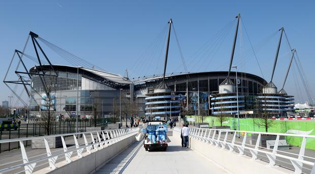 Manchester City were punished for breaching Financial Fair Play regulations in 2014