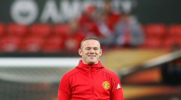 Manchester United's Wayne Rooney is the last Englishman to win the PFA's senior player of the year award, in 2010