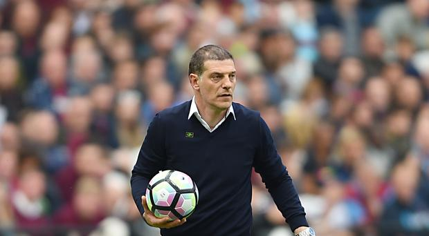 Slaven Bilic praised his side's defensive effort