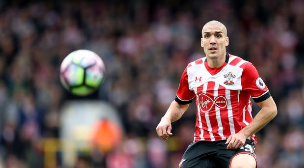 Oriol Romeu, pictured, has drawn comparisons with PFA player of the year N'Golo Kante
