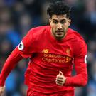 Emre Can is targeting maximum points from Liverpool's last four matches
