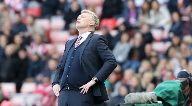 Sunderland manager David Moyes is refusing to accept that relegation is inevitable