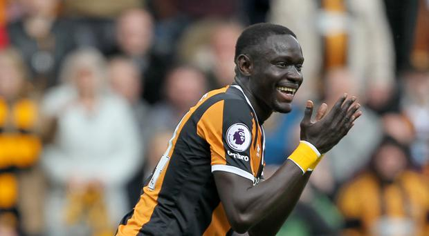 Oumar Niasse could not hide his disbelief when dismissed at the weekend