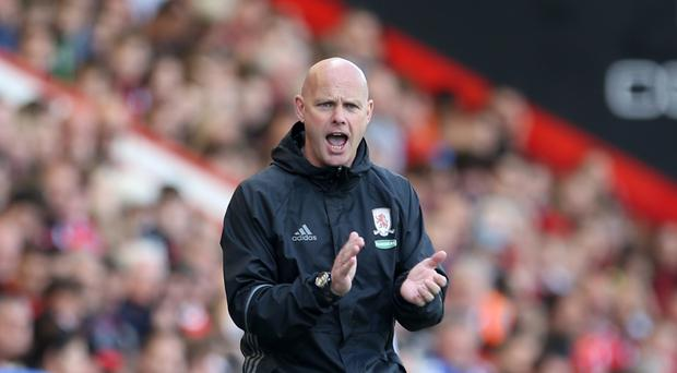 Middlesbrough head coach Steve Agnew faces a must-win derby clash with Sunderland