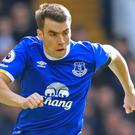 Everton defender Seamus Coleman has returned to Merseyside this week to begin his rehabilitation in earnest