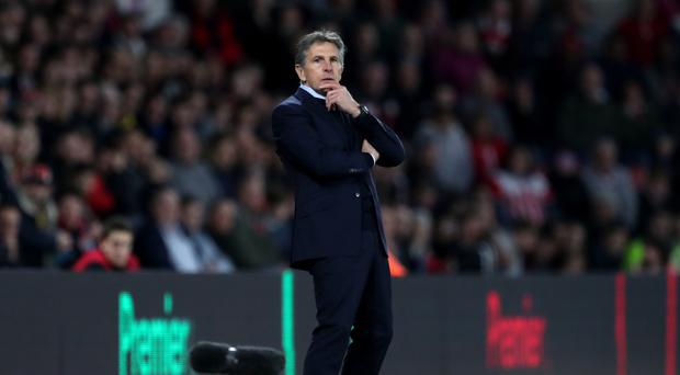 Southampton manager Claude Puel is targeting a strong end to the season