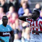 West Ham fell foul of Stoke in the last game of last season