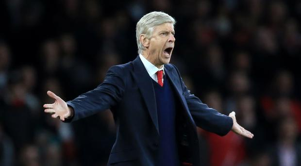 Arsenal manager Arsene Wenger has never lost successive derby matches to Tottenham