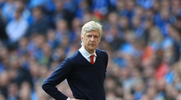 Arsene Wenger will take charge of his 50th north London derby as Arsenal boss on Sunday