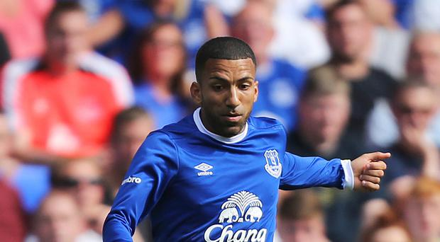 Messages of support have poured in for Everton winger Aaron Lennon