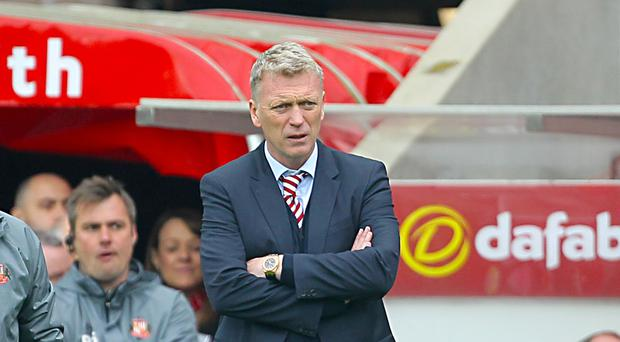 Sunderland manager David Moyes is yet to make a decision over his future