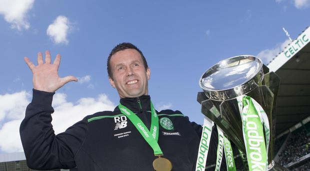 Former Celtic manager Ronny Deila is now the boss of Norwegian side Valerenga, who will face Manchester United in a pre-season game