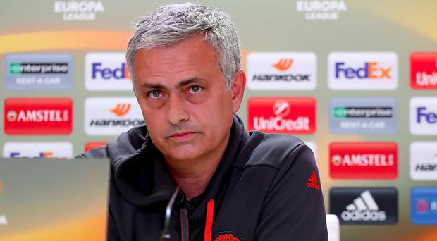 Manchester United manager Jose Mourinho is prioritising the Europa League