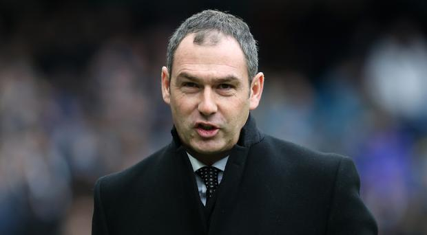 Swansea boss Paul Clement says he will still be at the club next season even if they are relegated.