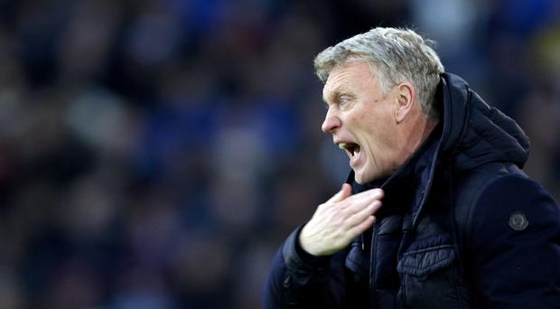 David Moyes says he has the backing of the Sunderland board to continue as manager
