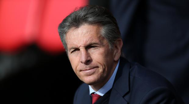 Claude Puel insists his future is secure at Southampton
