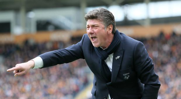 Watford manager Walter Mazzarri is demanding focus from his squad