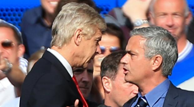Mourinho likely to rest a few first team players for Arsenal tie