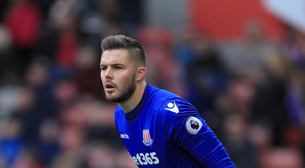 Jack Butland is set to make the third appearance of his comeback when Stoke face Bournemouth away on Saturday.