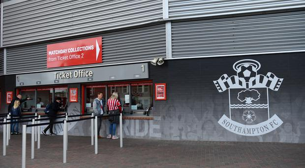 Southampton are looking for a new chief executive