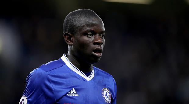 Kante wins 2nd individual award in English soccer
