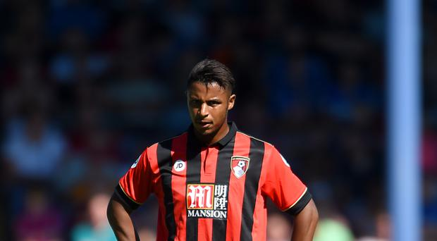 Boss Eddie Howe insists Lys Mousset, pictured, has a bright future at Bournemouth