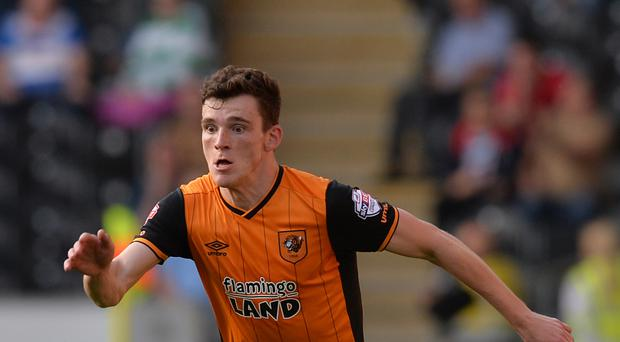 Andy Robertson admits Hull's performance against Sunderland was below par