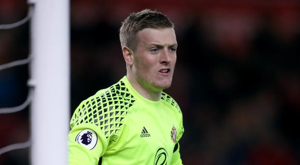 David Moyes urges Jordan Pickford to stay at Sunderland