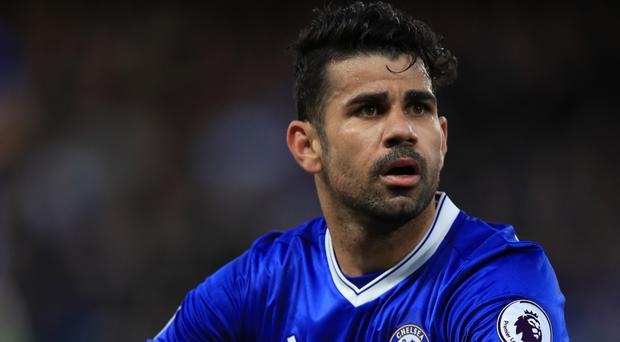 Chelsea's Diego Costa says he will determine his own future
